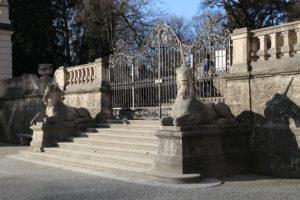 Mirabellgarten.
