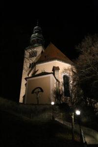 Mullner Kirche.