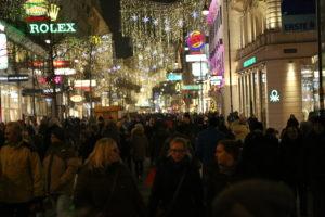 Per le vie di Vienna