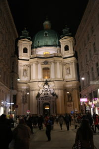 Katholische Kirche St. Peter.