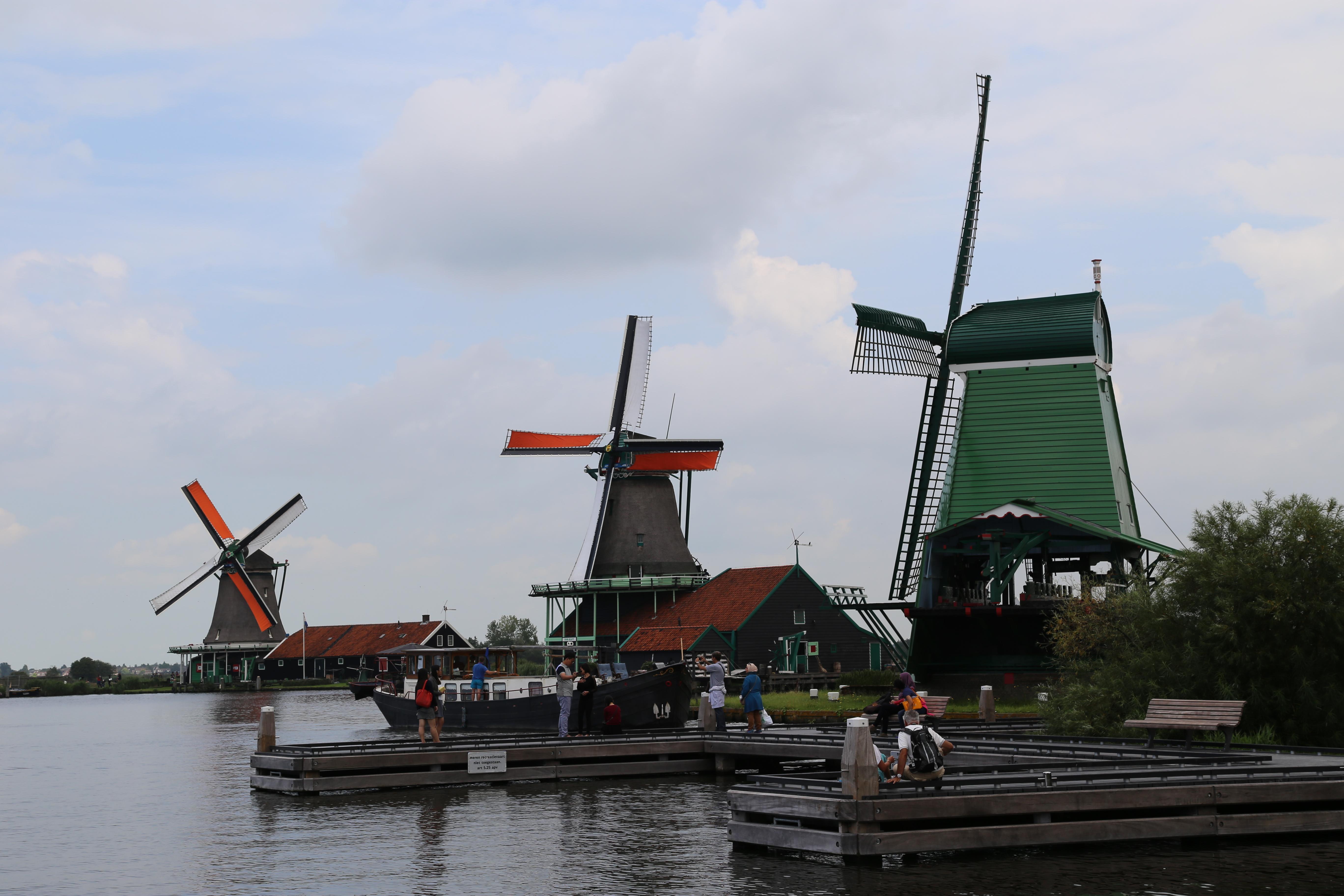 Zaanse Schans (Olanda)