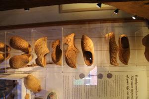 Zaanse Schans,, il museo degli zoccoli.