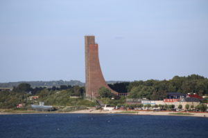 Naval Memorial - U-Boot Museum U-995