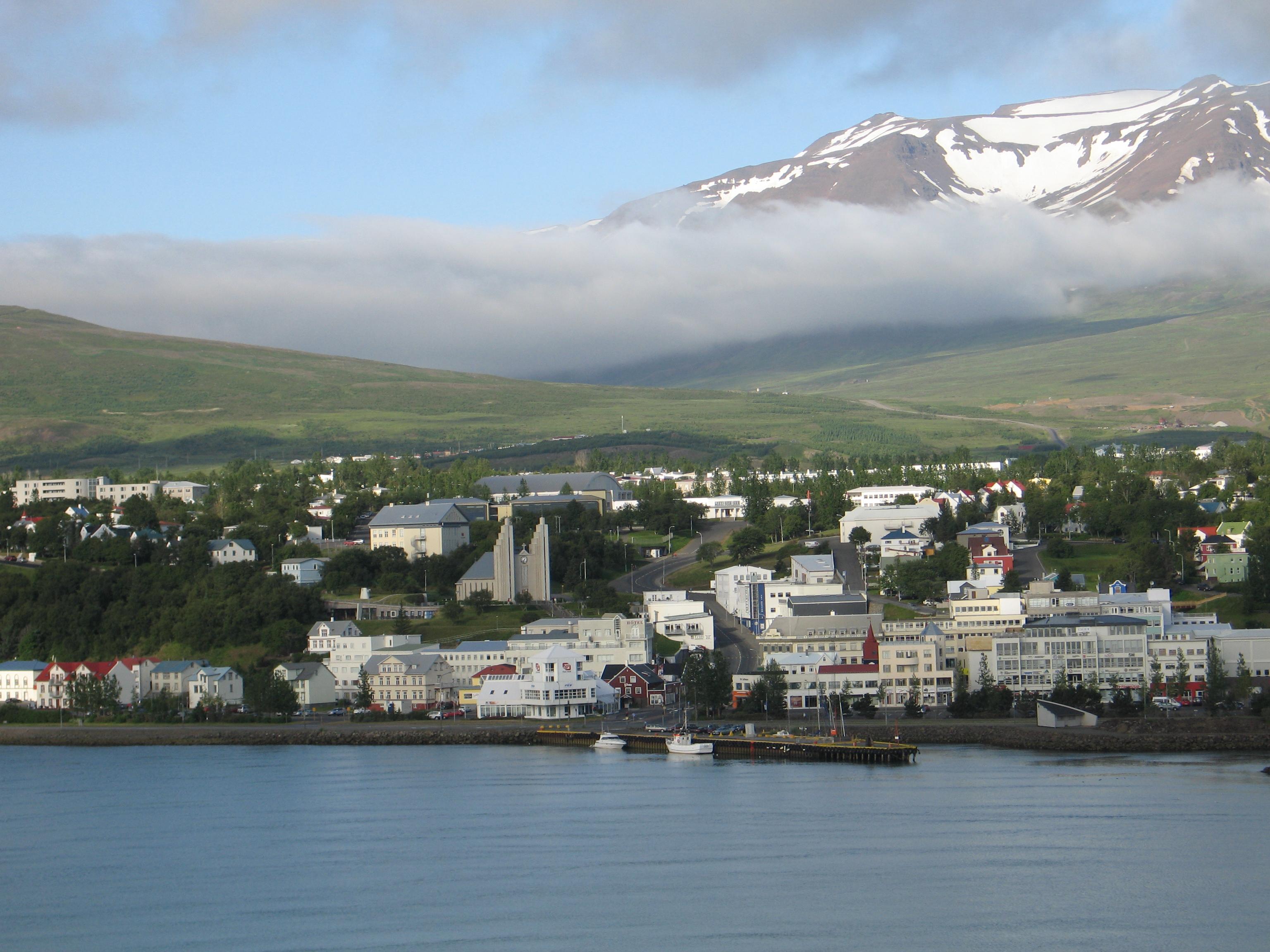 Akureyri (Islanda)