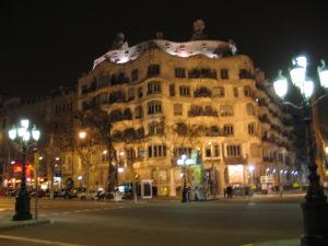 """Casa Milò – """"La Pedrera"""""""