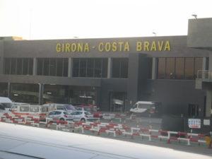 Aeroporto di Girona.