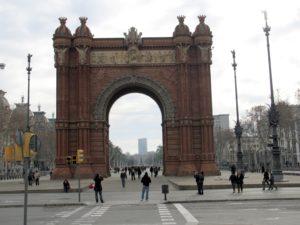L'Arc di Triomf
