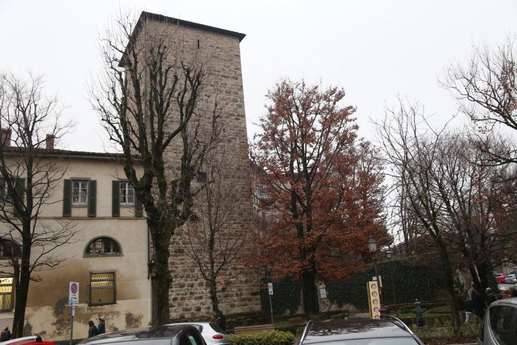 Passeggiata Torre di Adalberto.