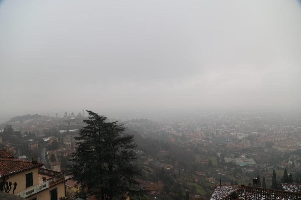 Panorama da San Vigilio.