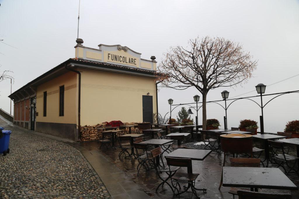 La Funicolare Bergamo Alta - San Vigilio