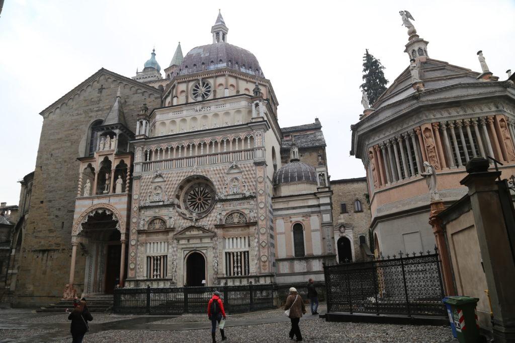 Santa Maria Maggiore e Cappella Colleoni.
