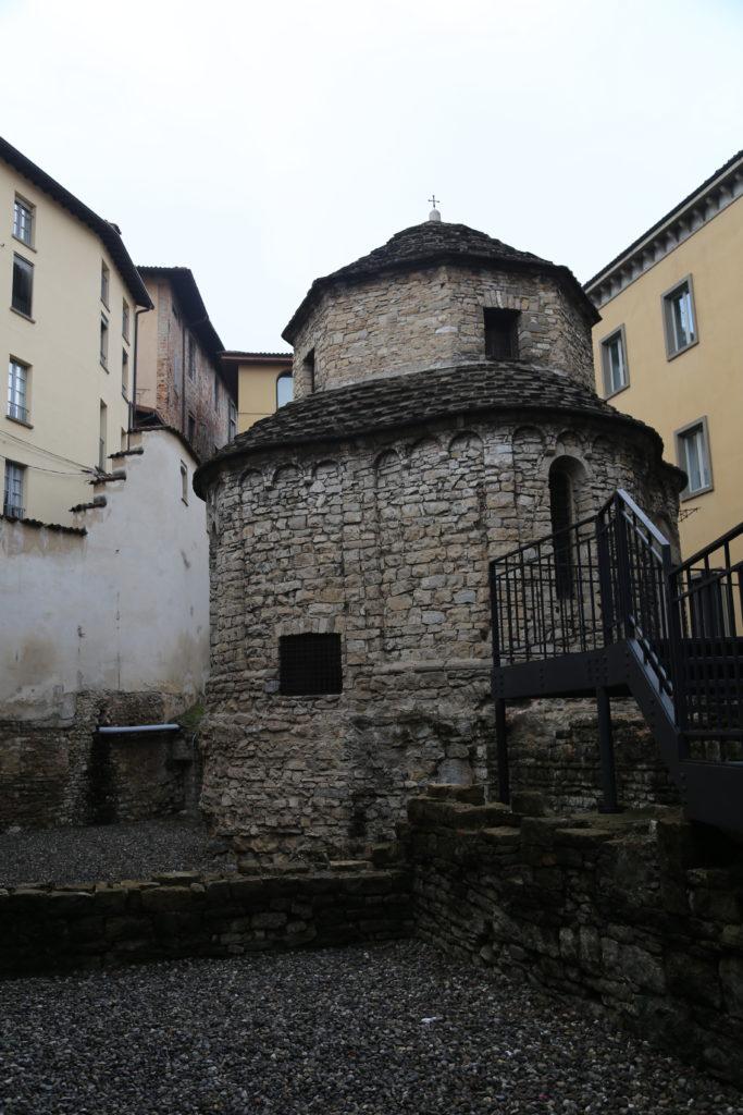 Tempietto di Santa Croce.