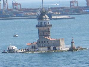 Bosforo, la torre di Leandro.