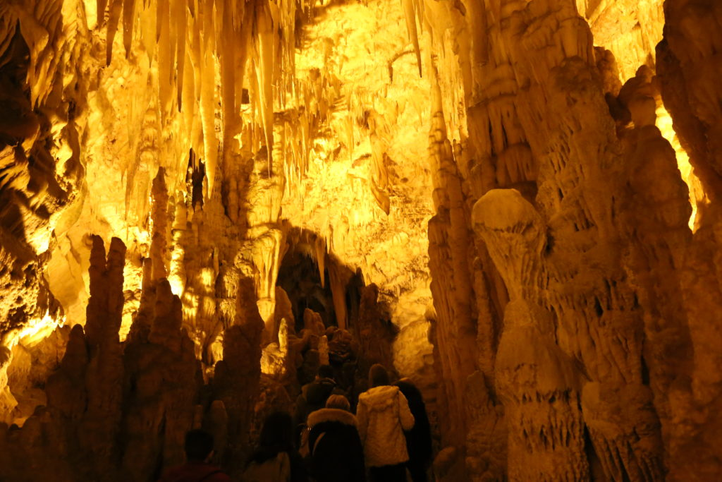 Le Grotte.
