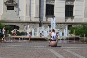 Piazza Szczepanski.