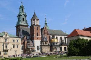 Il Castello di Wawel, La Cattedrale.