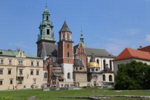 Castello di Wawel, la Cappella.
