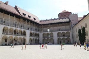 Castello di Wawel.