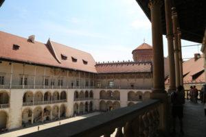 Castello di Wawel, visita alla Dama con l'emmerlino di Leonardo Da Vinci.