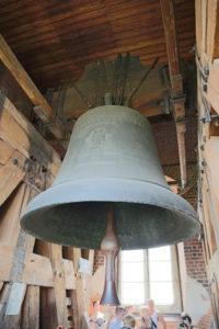 La Campana di Sigismondo, 11 tonnellate.