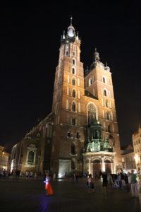 La chiesa di Santa Maria.