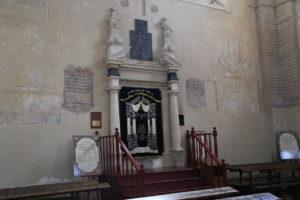 Kazimierz, un'altra Sinagoga.