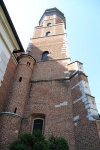 Kazimierz, la basilica.