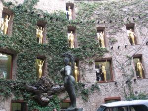 Il Museo Dalì.