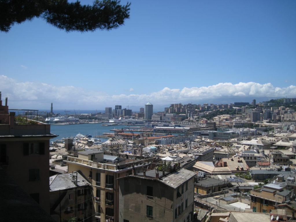 Genova, Panorama.