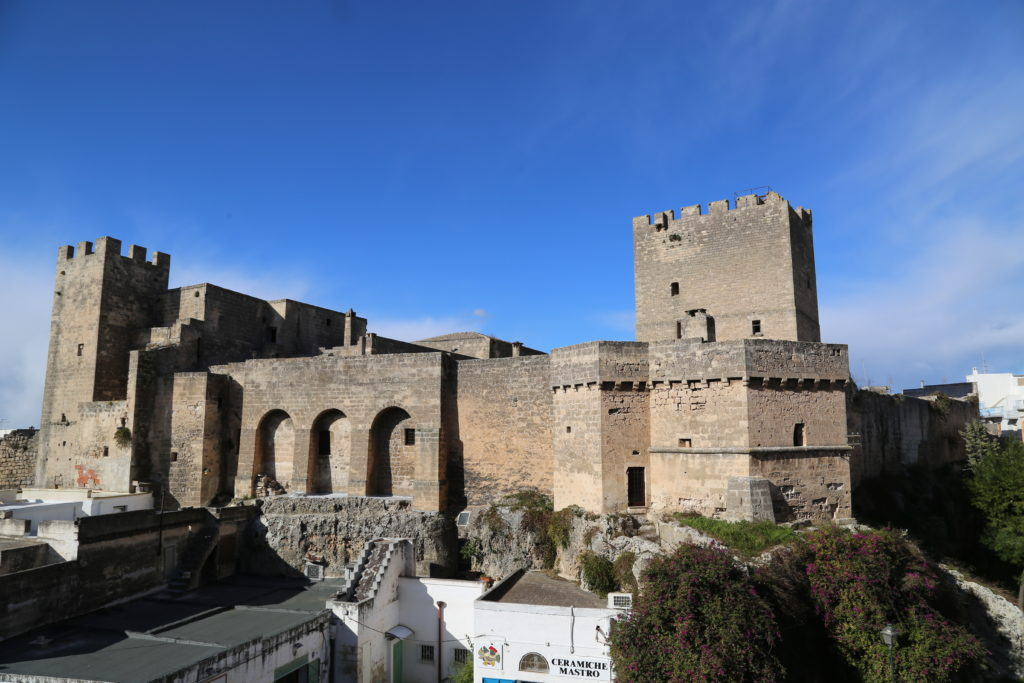 Castello Episcopio
