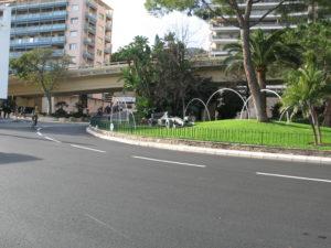 Principato di Monaco, Il tornante del Casino (F1)