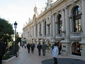 Principato di Monaco, il Casino.