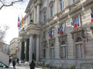 Hôtel de Ville (Il Municipio).