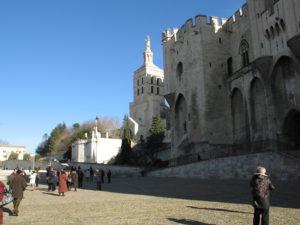 Il palazzo dei Papi