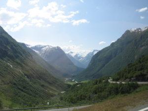 Paesaggio Norvegese.