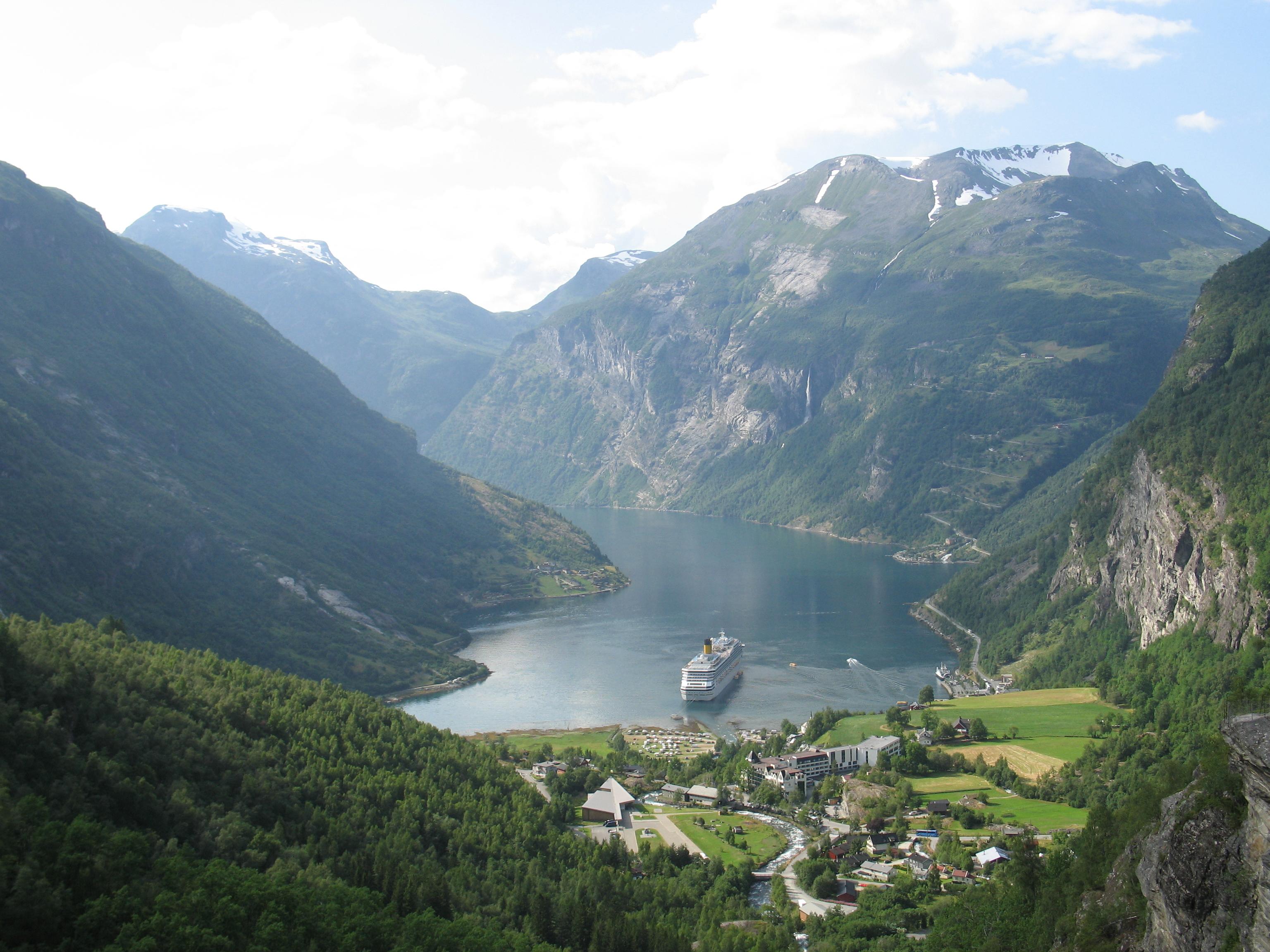 Geiranger (Norvegia)