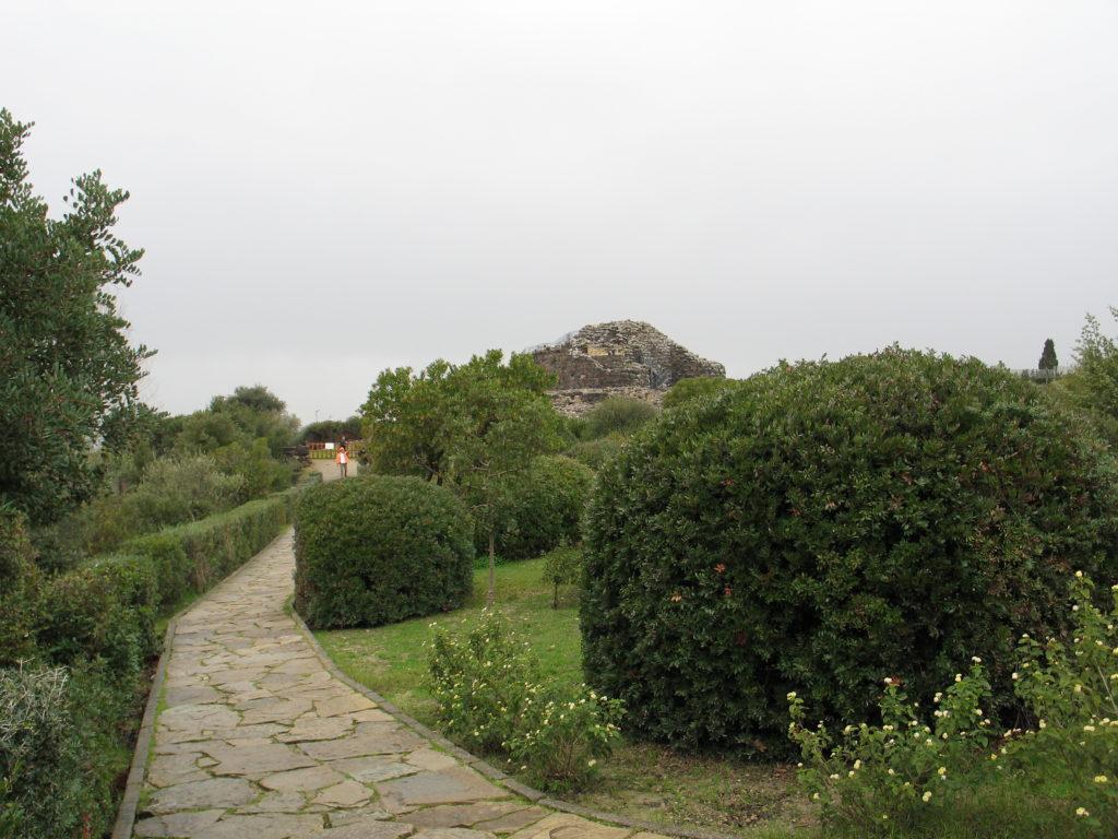 Nuraghe di Barumini
