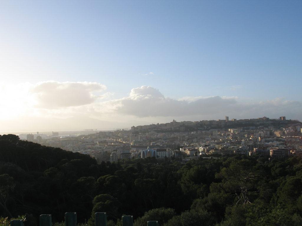 Cagliari - Panorama.