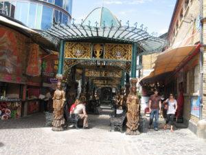 Il mercato di Camden Lock