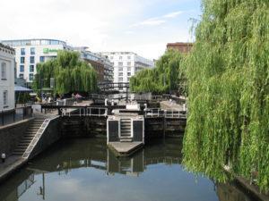Il Gran Canal d'Union.