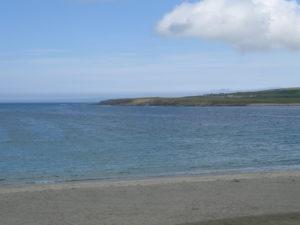 Tratto di costa delle Orcadi.