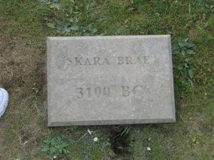 Skara Brai - Isola di Mainland (Orcadi)