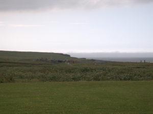 Paesaggio delle Orcadi.
