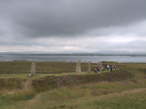 Ring of Brodgar – Isole Orcadi (Scozia)