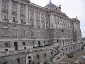 Palacio Real. (retro)