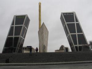 Plaza Castilla