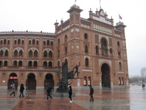 Plaza de Toros Monumental