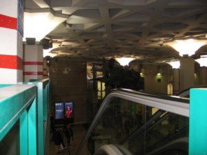 Stazione della Metro di Plaza Puerta del Sol