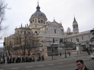 Catedral Nuestra Senora de la Almudena
