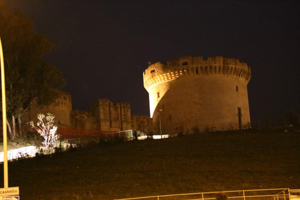 Castello Tramontano.